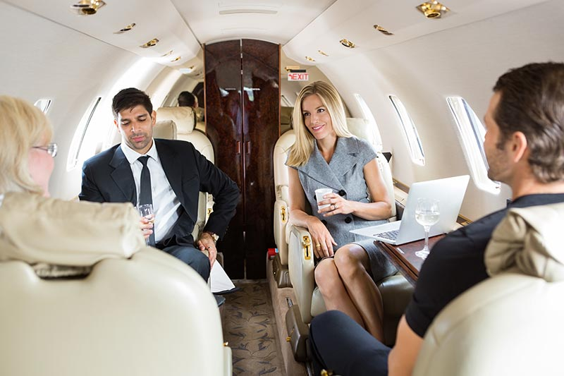 Business Jet Charters Charlotte
