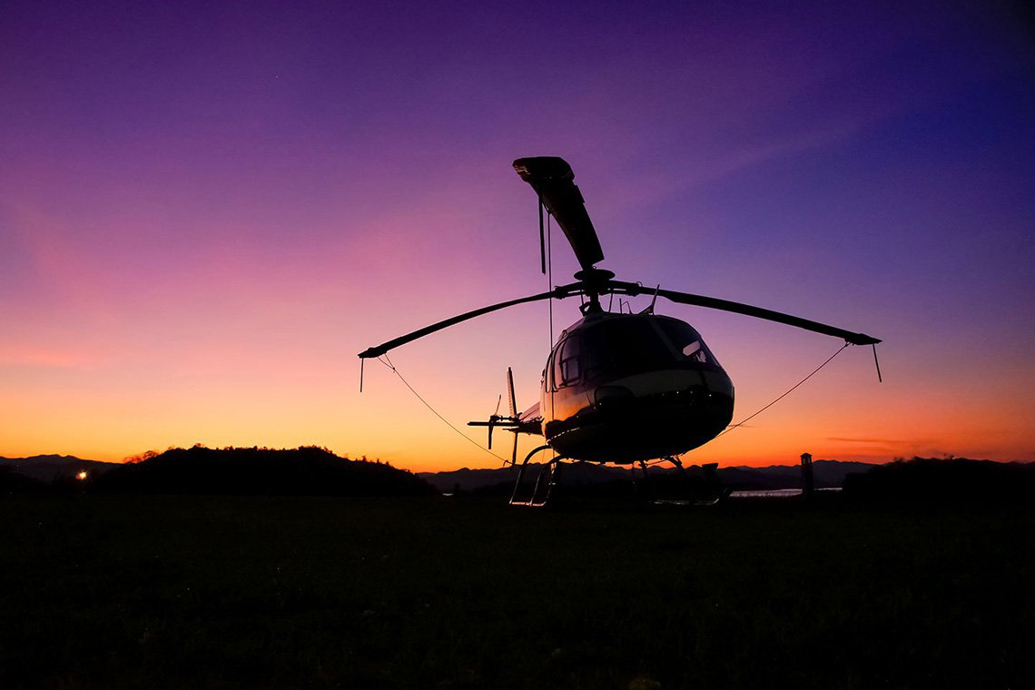Specialty Helicopter Charters China Grove