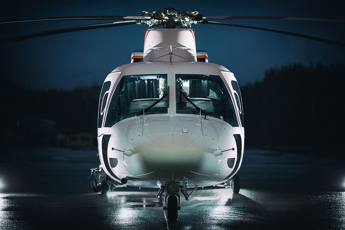 Business Helicopter Charters Mcconnells