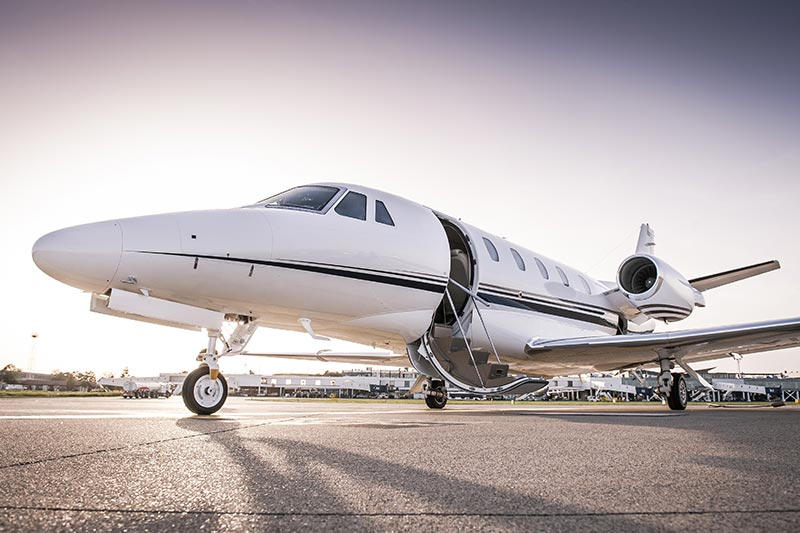 Executive Jet Charters in Charlotte