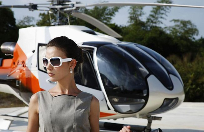 Helicopter Charters in Charlotte