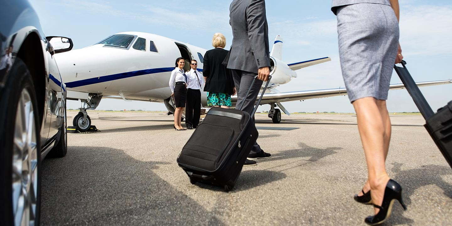 Charlotte Private Jet Charters